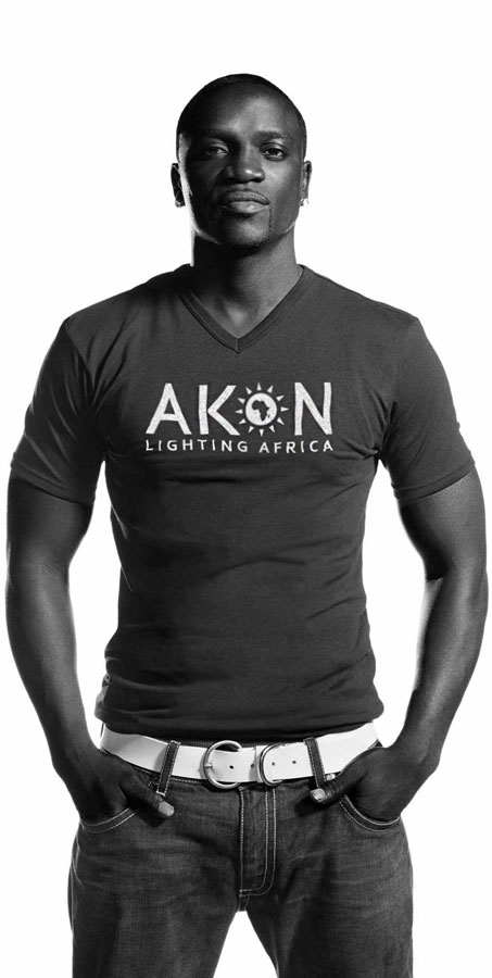 akon lighting africa benevole volunteer