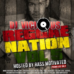 Reggae Nation Vol. 5 Hosted By Rass Motivated